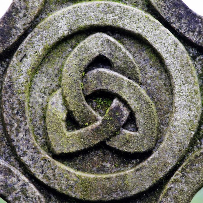 Кельтские узлы: значение, плетение, схемы
