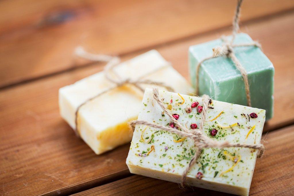 soap made