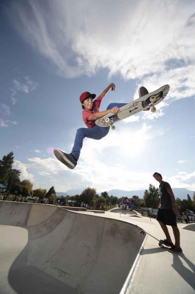 dangerous skateboard