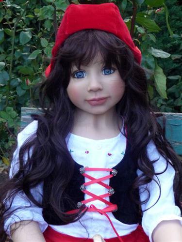 куклы большие полезные