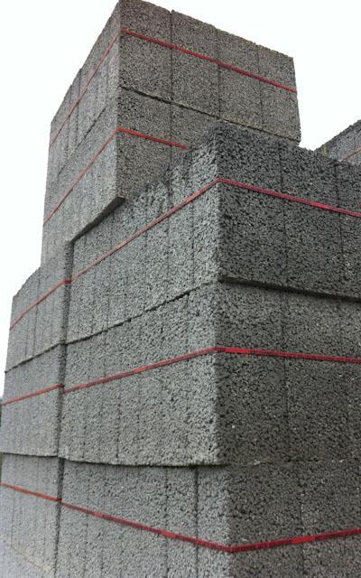 керамзитобетонные блоки размеры и цены