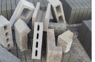 толщина керамзитобетонных блоков