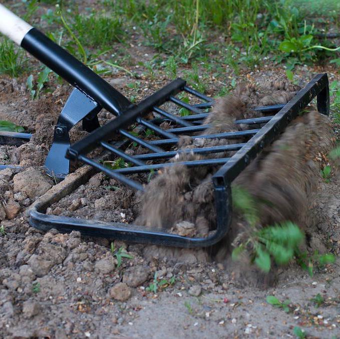 Садовый инвентарь для рыхления почвы Крот