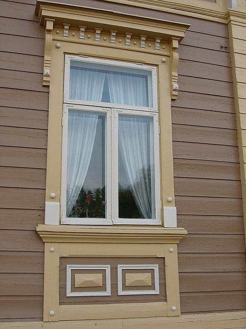 Деревянные окна цена