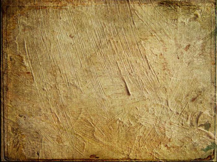 Бумага из древесины