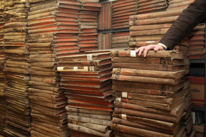 библиотечные архивные системы