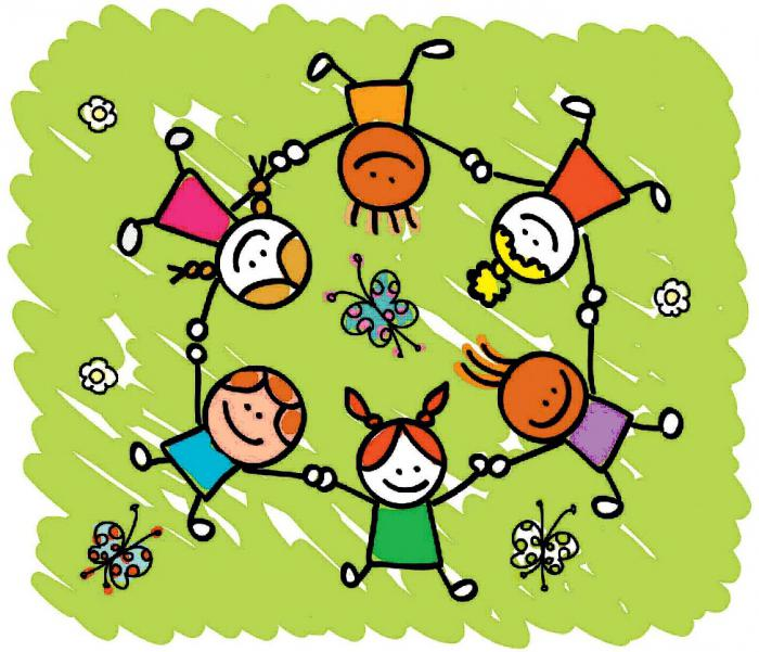 Уголок здоровья в детском саду