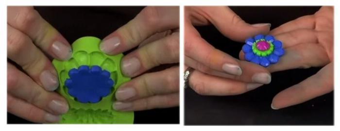 Украшения из мастики своими руками с фото