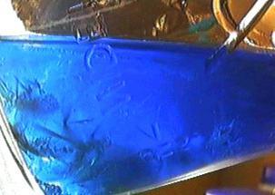 синий йод в домашних условиях