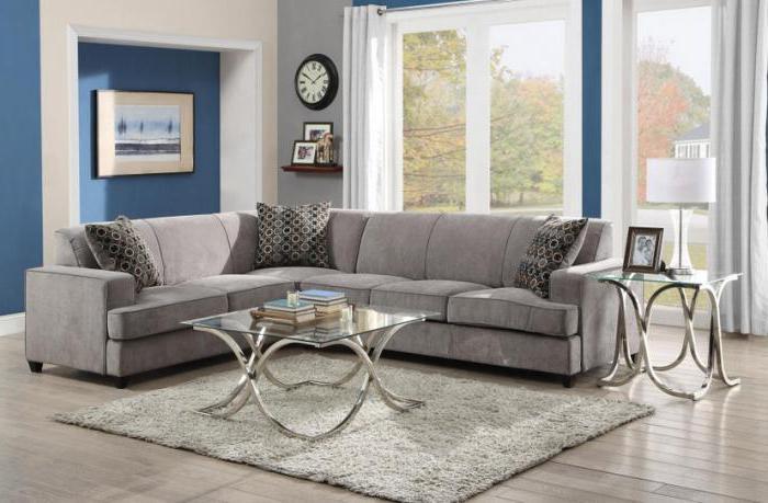 современный классический диван