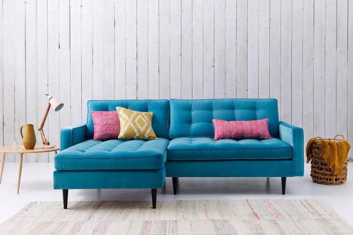 цвет классического дивана