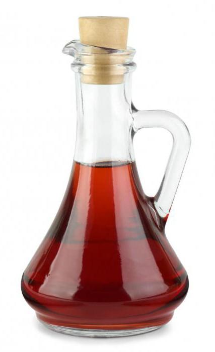 для похудения уксус мед чеснок