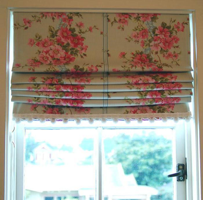 рулонные шторы на липучках на пластиковые окна