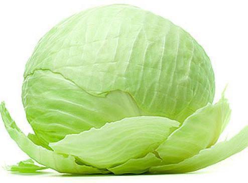 Как помогает капустный лист от кашля?