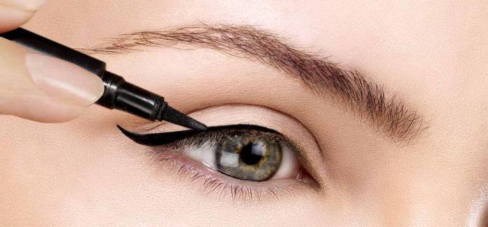 хороший черный карандаш для глаз