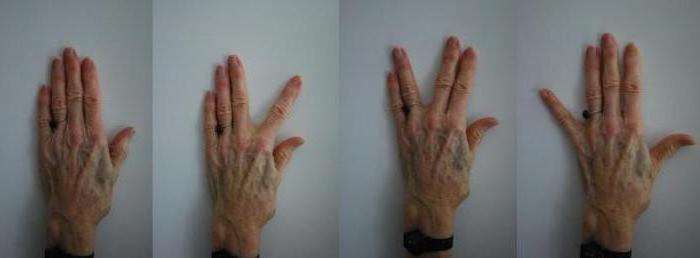 упражнения для пальцев рук для кистей