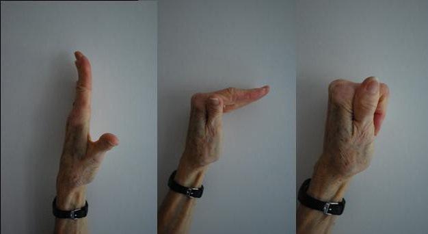 упражнения для кистей рук и пальцев