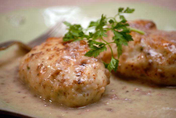 Жаренное на сковородке мясо