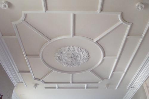 гипсовая лепнина на потолок