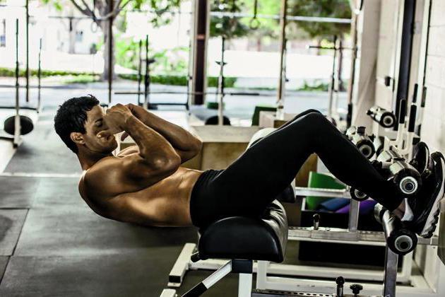 Комплекс упражнений для мужчин в тренажерном зале с картинками