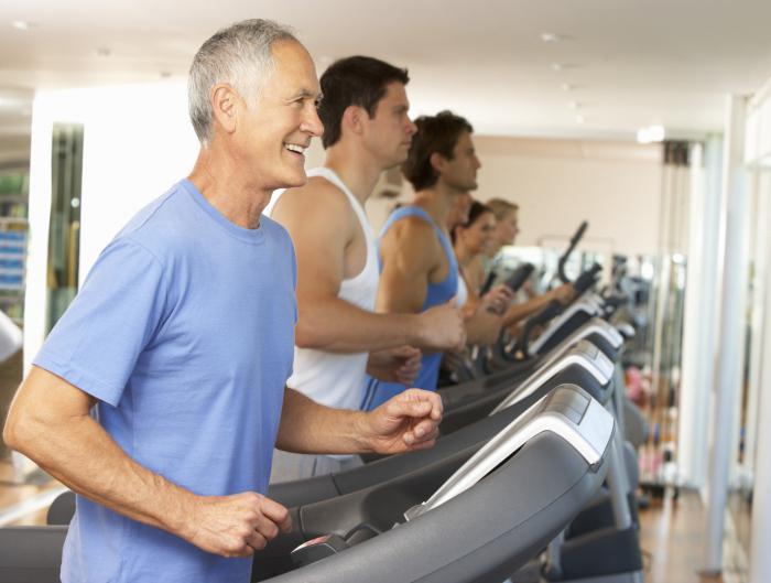Упражнения на плечи в тренажерном зале в картинках 7