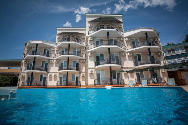 феодосия гостиницы цены