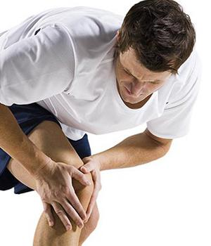 Боль в коленях при приседании и вставании