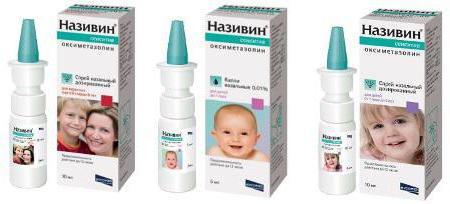 Називин детский при беременности 1 триместр