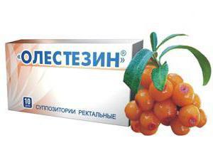 олестезин отзывы от простатита