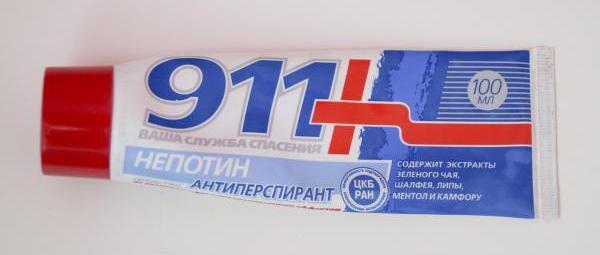 """Гель """"Непотин 911"""": отзывы"""