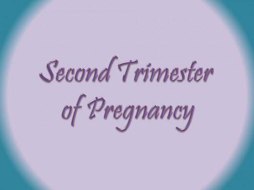 Выделения при беременности во втором триместре