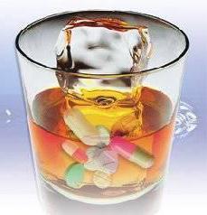 Можно ли принимать вместе препарат Но-шпа и алкоголь?