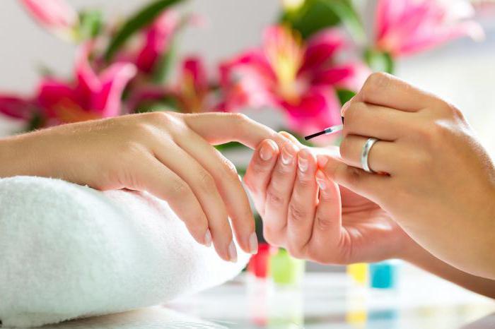 как делать коррекцию гелевых ногтей