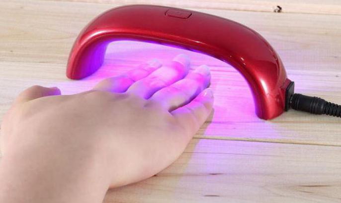 коррекция гелевых ногтей пошагово