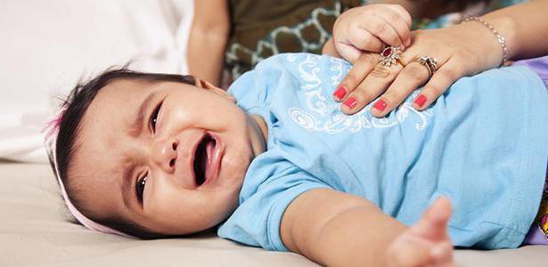 Эспумизан бэби для новорожденных