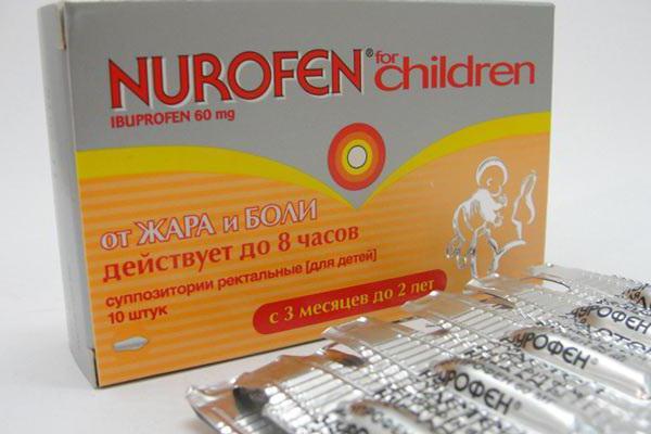 Нурофен инструкция по применению для детей сироп