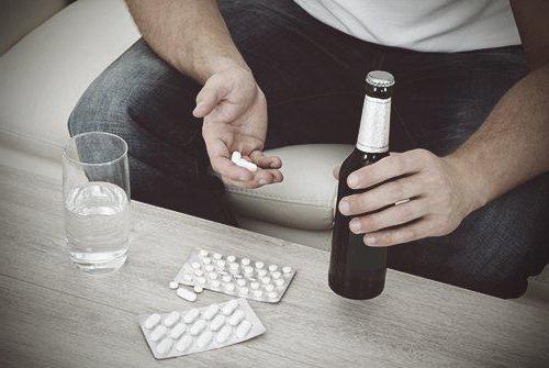 аугментин с алкоголем противопоказания