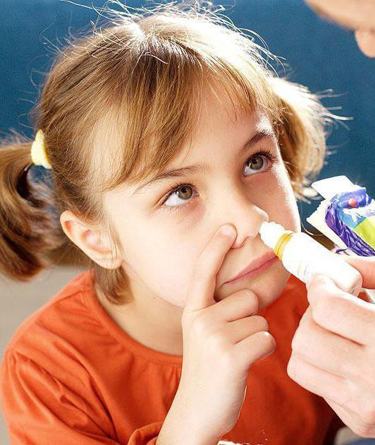 острый гнойный аденоидит у ребенка лечение