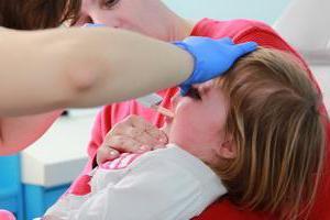 Что делать если у ребенка насморк с кровью