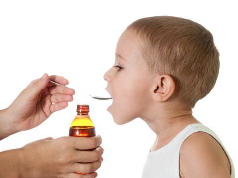кашель при фарингите у детей