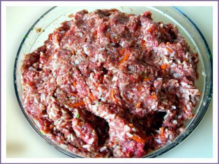 мясные ежики с рисом рецепт в мультиварке