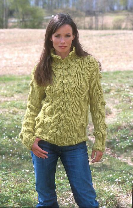 Вязание для мужчин свитера