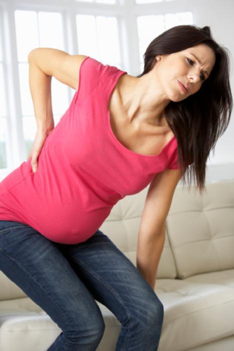 Желтая слизь при беременности