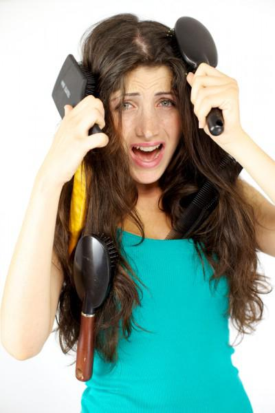 почему необходимо высушить мокрые волосы перед сном