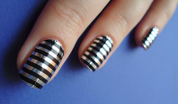 переводные наклейки на ногти