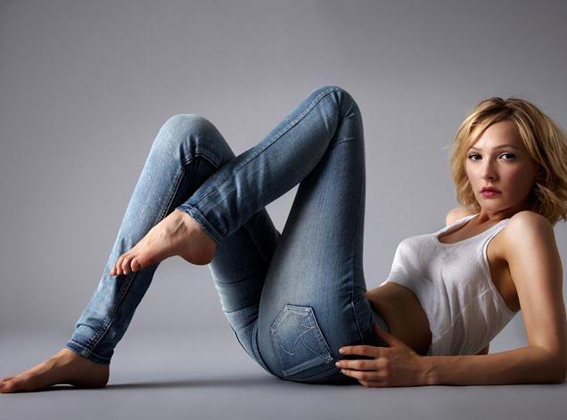 как сделать узкие джинсы своими руками