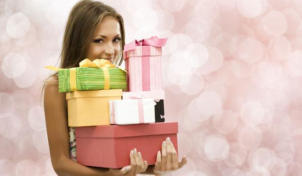 Подарок женщинам