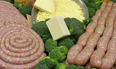 куриная колбаса в домашних условиях без кишок
