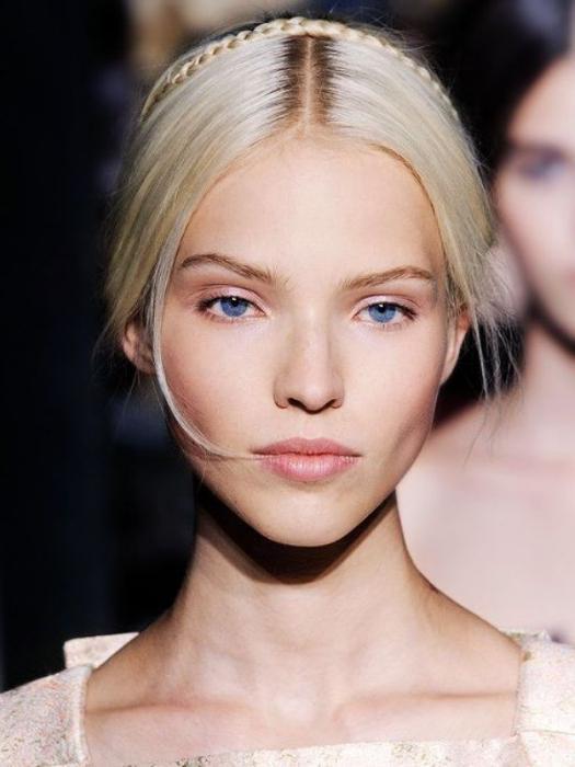 макияж в стиле нюд эрик индиков