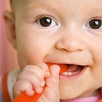 в каком порядке лезут зубы у ребенка фото